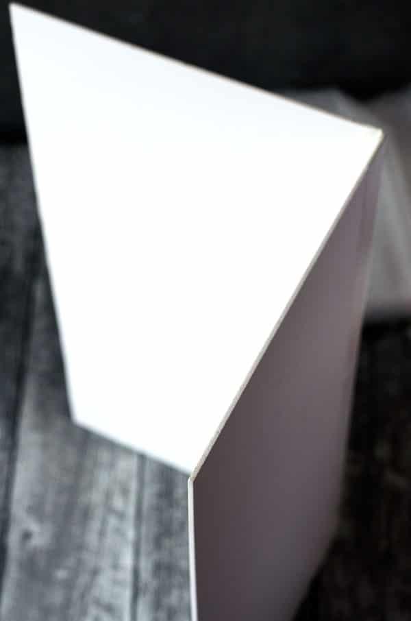DIY Fotolampen, Tageslichtlampen. Günstig und total einfach. Ein Muss für Foodfotografie in Herbst/Winter