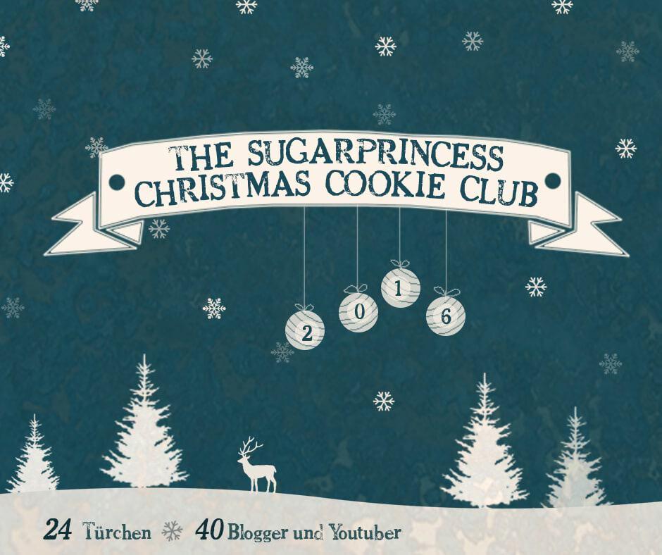 Bratapfelkonfitüre - The Sugarprincess Christmas Cookie Club