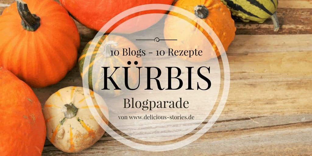 Kürbisblogparade. Zehn Blogger, zehn Kürbisrezepte.