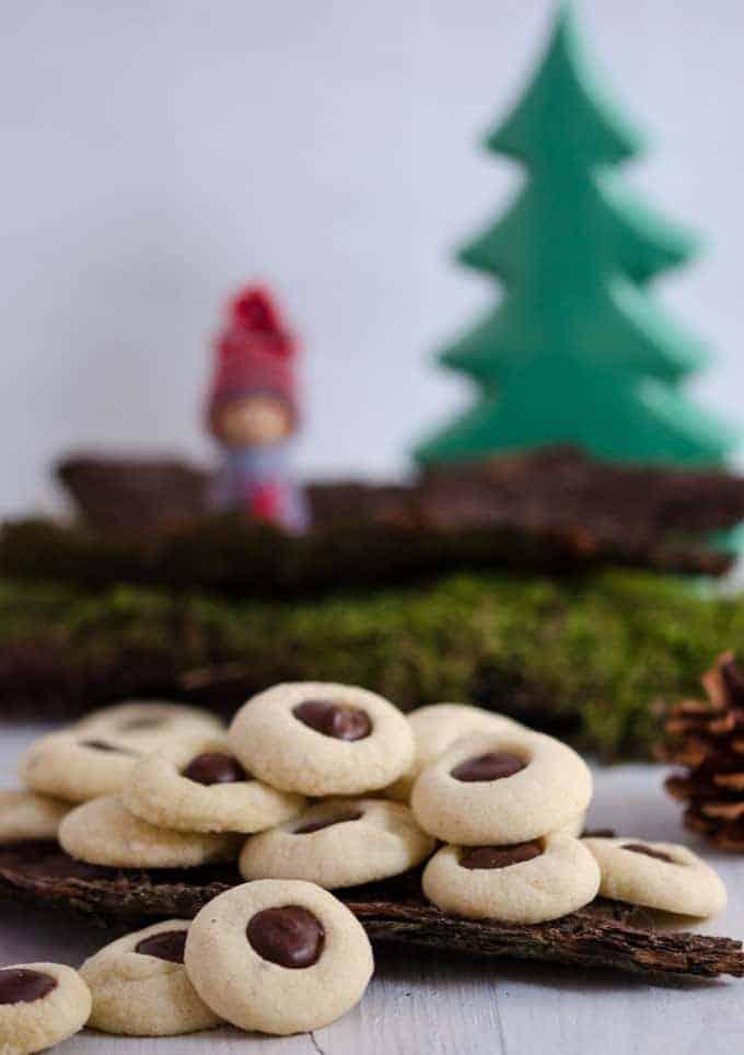 schokoladen weihnachtspl tzchen rezepte. Black Bedroom Furniture Sets. Home Design Ideas
