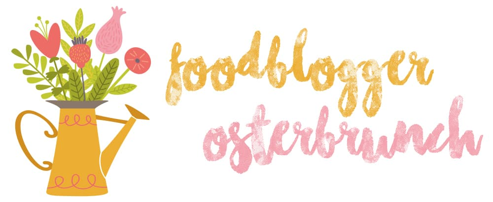 Foodblogger-Osterbrunch, sieben Blogger, sieben Tage, 49 Rezepte.