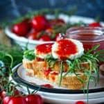 Ein absolutes Aromenfeuerwerk. Köstliche Tomaten-Chili-Konfitüre mit und ohne Thermomix.